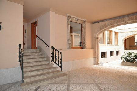 Magnificent apartment with lots of light in Palma´s Old City