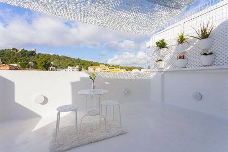 Peaceful Oasis with terrace and magical views in el Terreno