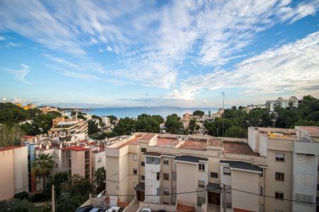 Ideale Wohnung mit Panoramablick auf das Meer in San Agustin