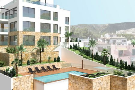 Large ground floor apartment in San Agustin