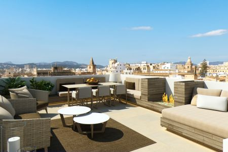 Fantastic project in Old Town with large roof terrace