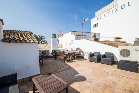 Precious Townhouse in Portixol
