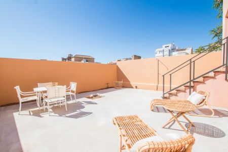 Lovely apartment with garden in Molinar